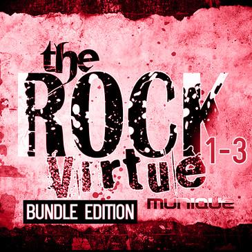 The Rock Virtue Bundle (Vols 1-3)