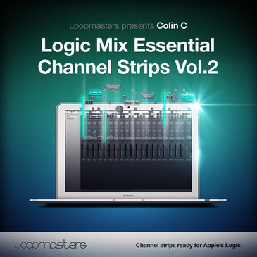Logic Mix Essentials: Channel Strips Vol 2