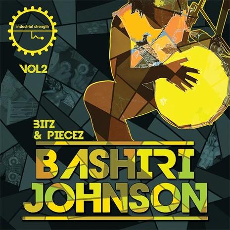Bashiri Johnson: Bitz & Piecez Vol 2