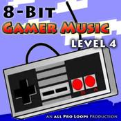 8-Bit Gamer Music: Level 4