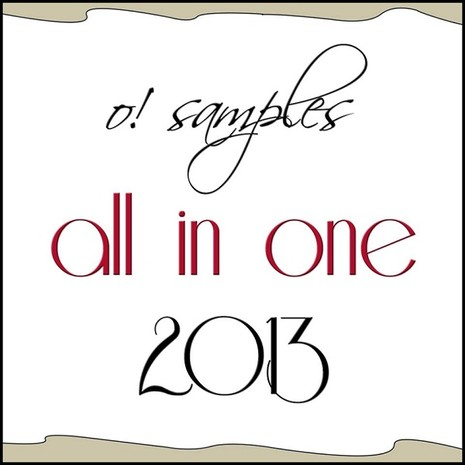 O! Samples All In One 2013 Bundle