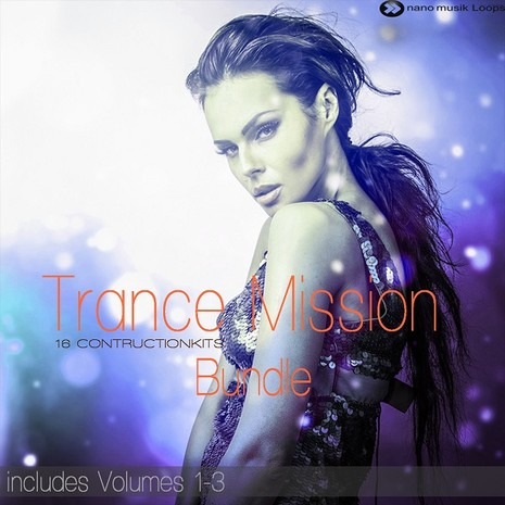 Trance Mission Bundle (Vols 1-3)