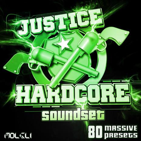 Justice Hardcore: NI Massive Soundset