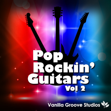 Pop Rockin' Guitars Vol 2