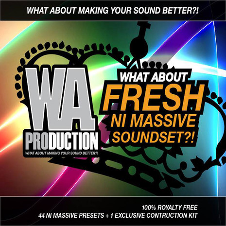 What About: Fresh NI Massive Soundset