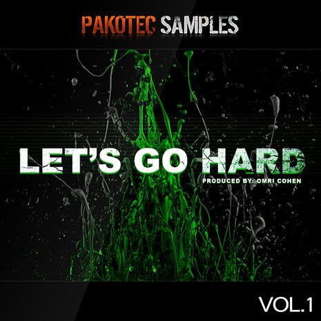 Let's Go Hard Vol 1