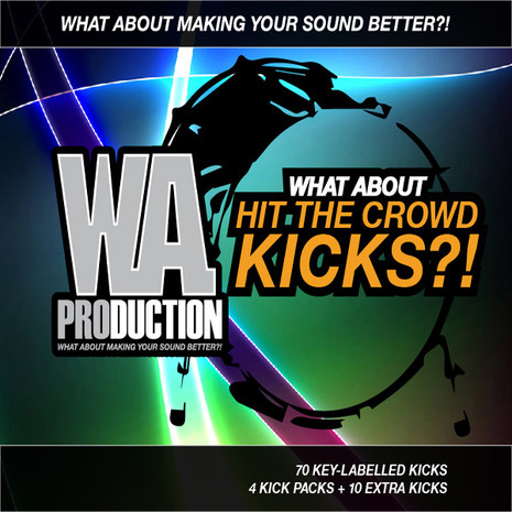 What About: Hit The Crowd Kicks