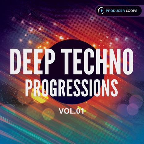 Deep Techno Progressions Vol 1
