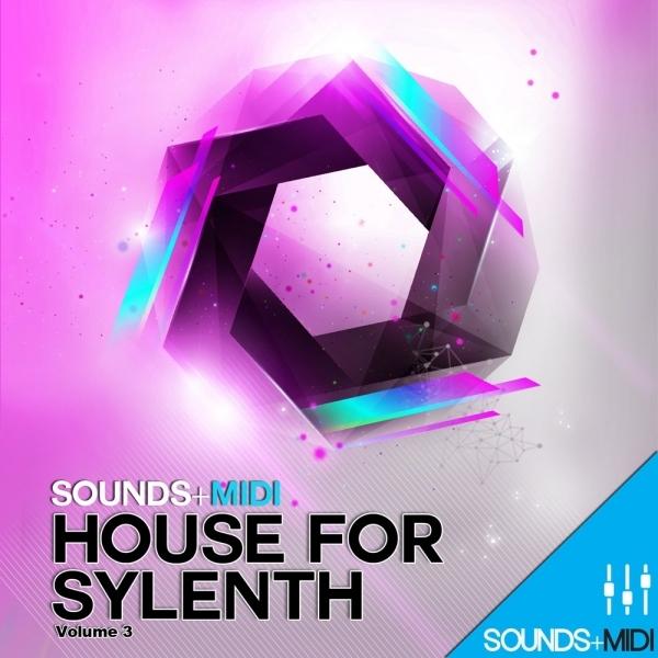 Sounds + MIDI: House for Sylenth Vol 3