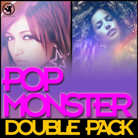 Pop Monster Bundle (Vols 1 & 2)
