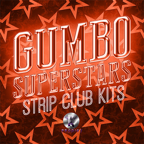 Gumbo Superstars Strip Club Kits