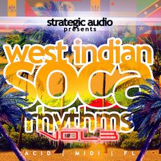 West Indian Soca Rhythms Vol 3