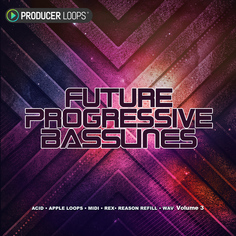 Future Progressive Basslines Vol 3