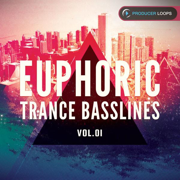Euphoric Trance Basslines