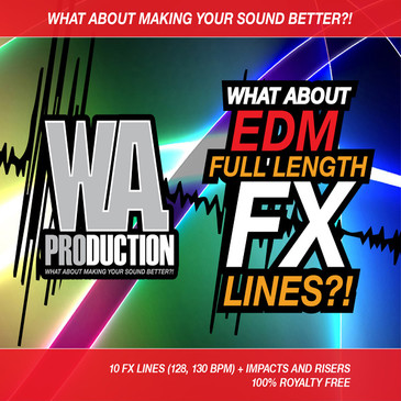 What About: EDM Full Length FX Lines