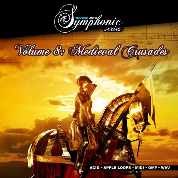 Symphonic Series Vol 8: Medieval Crusades