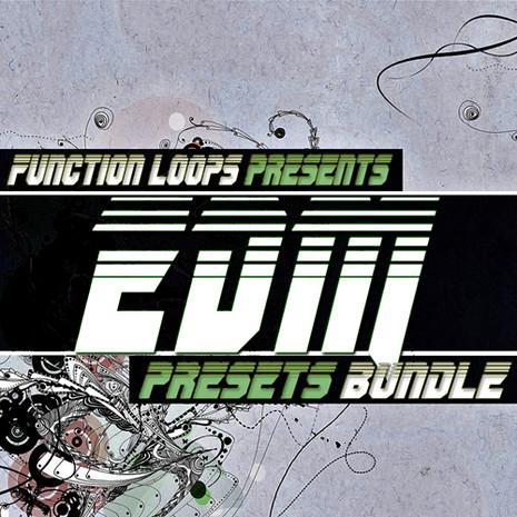 EDM & Mainroom Presets Bundle