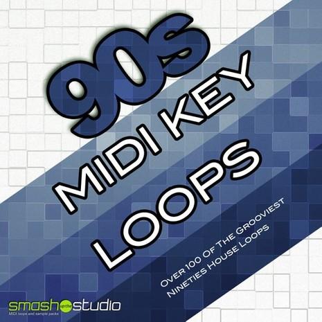 90's MIDI Key Loops
