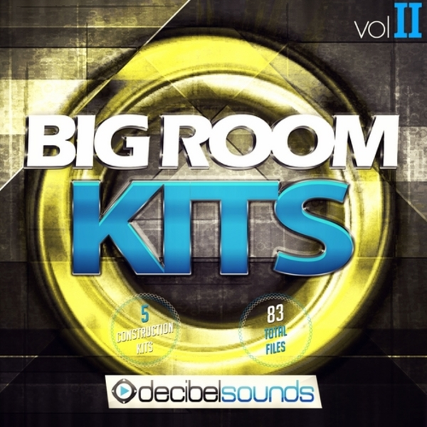 Big Room Kits Vol 2