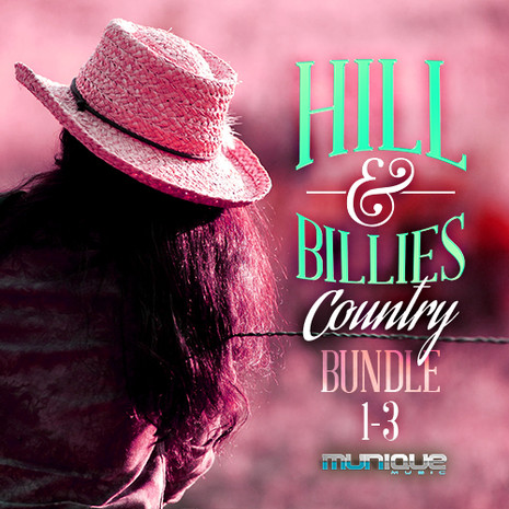 Hill & Billies Country Bundle (Vols 1-3)