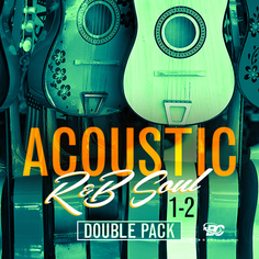 Acoustic R&B Soul Bundle (Vols 1 & 2)