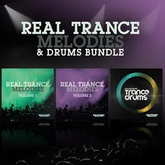 Real Trance Melodies & Drums Bundle
