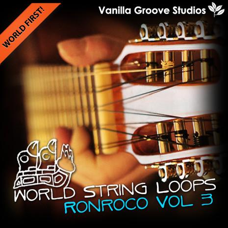 World String Loops: Ronroco Vol 3