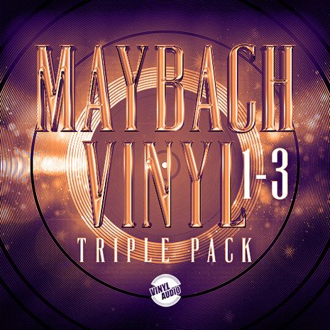 Maybach Vinyl Bundle (Vols 1-3)