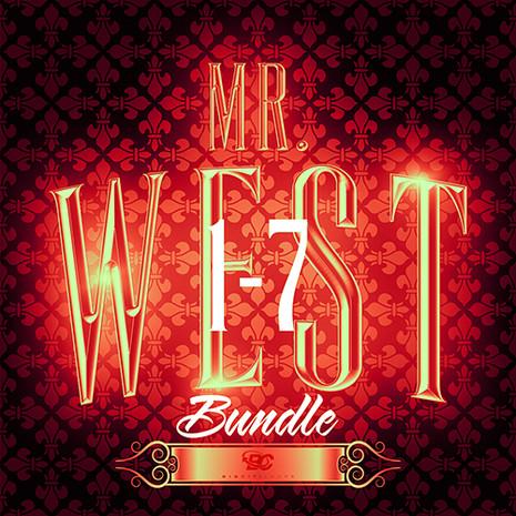Mr. West Bundle (Vols 1-7)