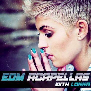 EDM Acapellas With Lokka