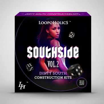 Southside Vol 2: Dirty South Construction Kits