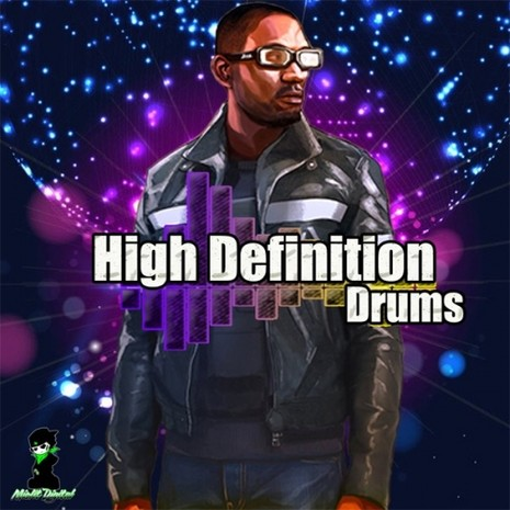 High Definition Drums