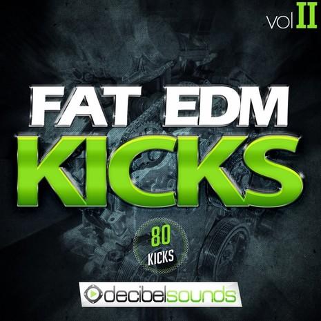 Fat EDM Kicks Vol 2