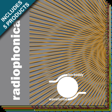 Ian Boddy Waveforms Bundle Pack