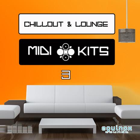 Chillout & Lounge MIDI Kits 3