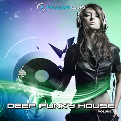 Deep Funky House Vol 3