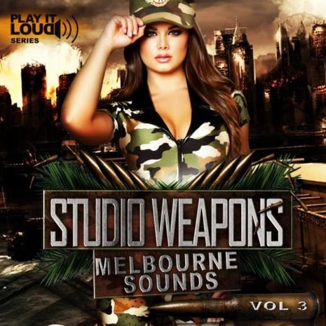 Play It Loud: Studio Weapons Vol 3 Melbourne