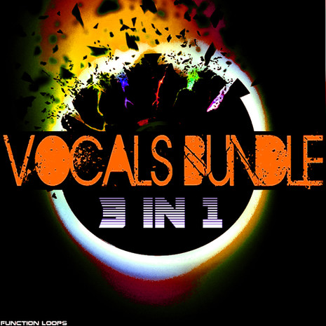 Vocals Bundle 3-in-1