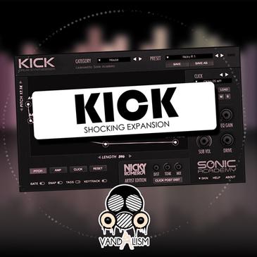 KICK: Shocking Expansion