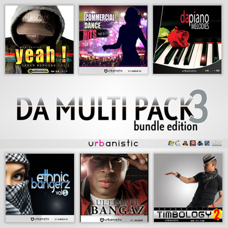 Da Multi Pack Vol 3