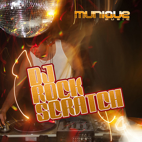 DJ Rock Scratch