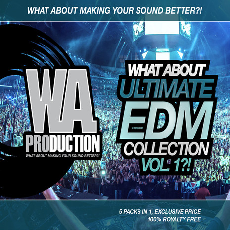 What About: Ultimate EDM Collection Vol 1