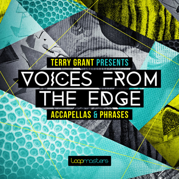 Terry Grant: Voices From The Edge