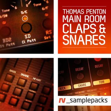 Thomas Penton: Main Room Claps & Snares