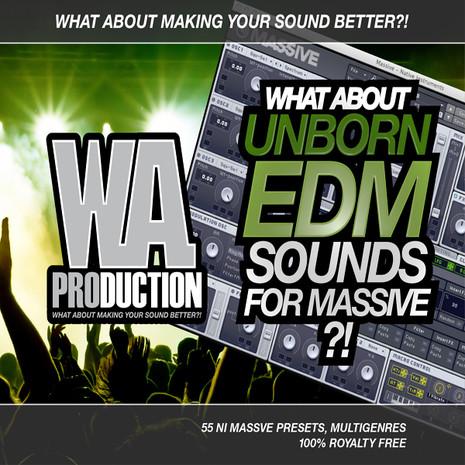 What About: Unborn EDM Sounds For Massive