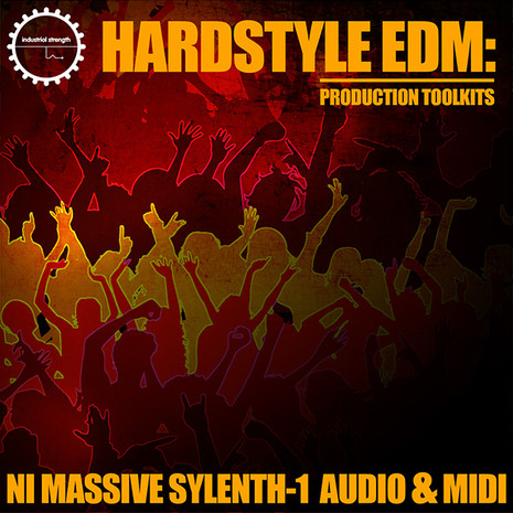 Hardstyle EDM: Production Toolkits