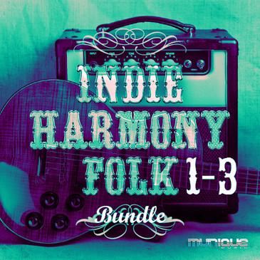 Indie Harmony Folk Bundle (Vols 1-3)