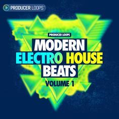 Modern Electro House Beats Vol 1
