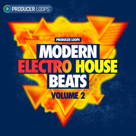 Modern Electro House Beats Vol 2