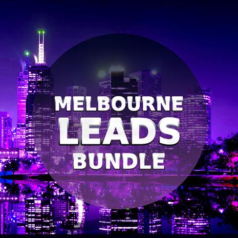 Melbourne Leads Bundle (Vols 1-3)